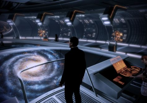 Shepard's Bridge is much better-looking than Picard's.