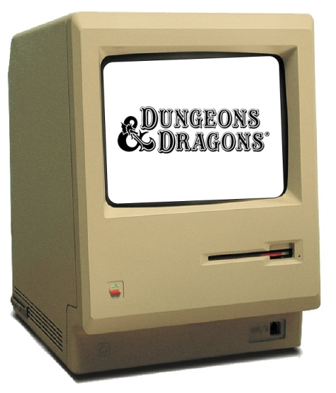 D&D games on the Mac? Yeah, I remember that.