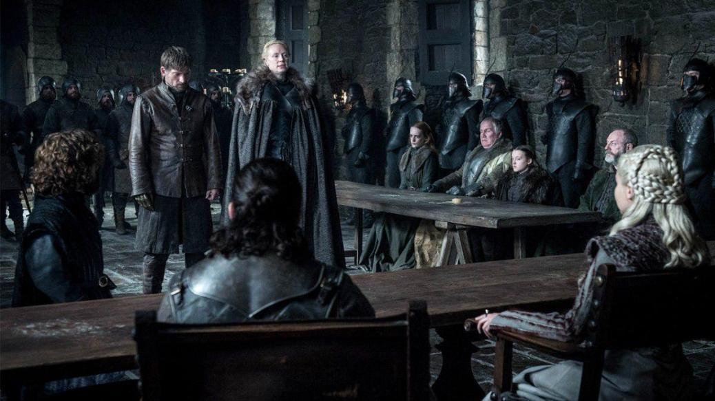 Jaime Lannister on trial, defended by the only person who has seen through his bluster.