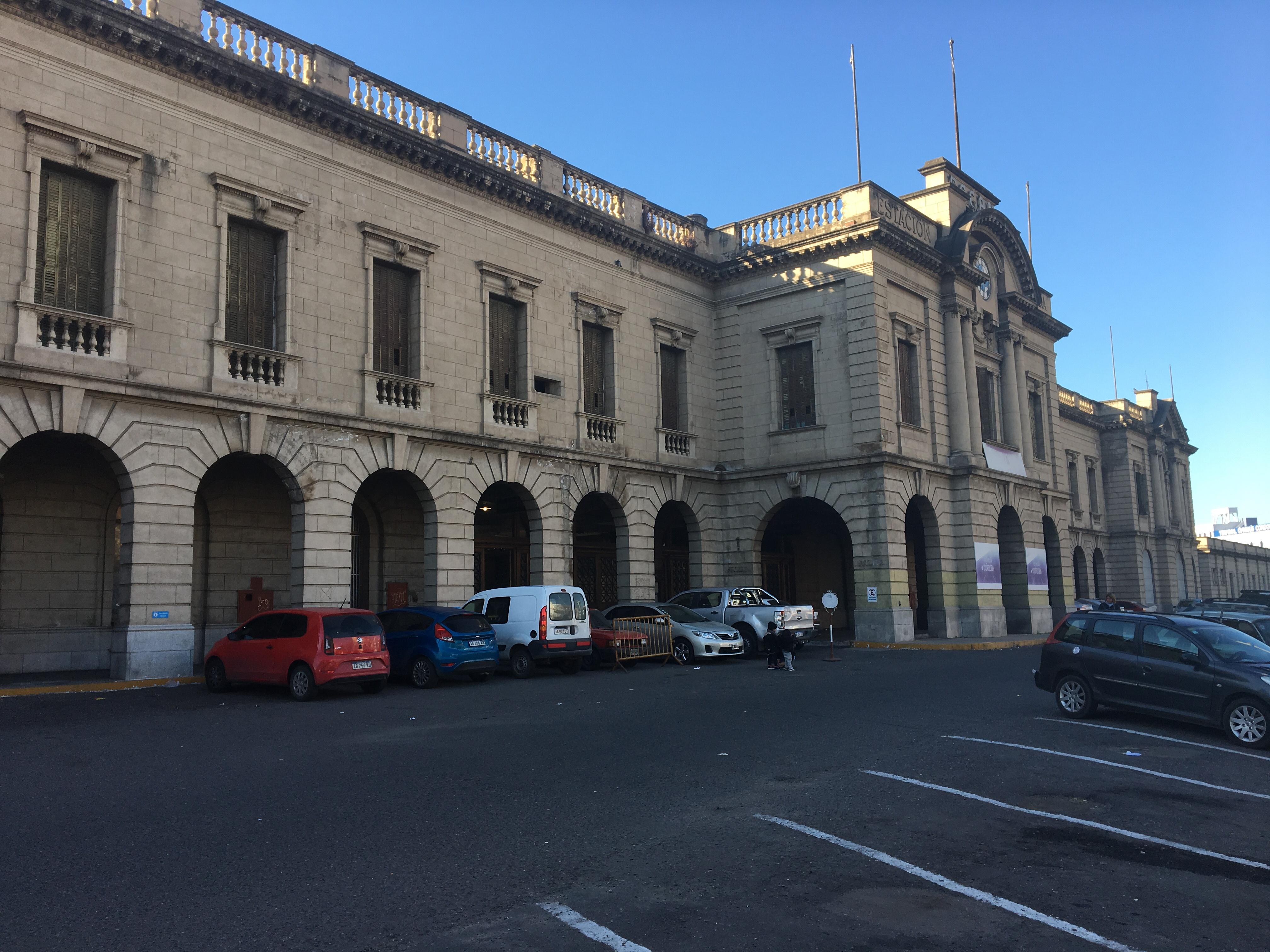 Estación Cordoba in Cordoba, Argentina.